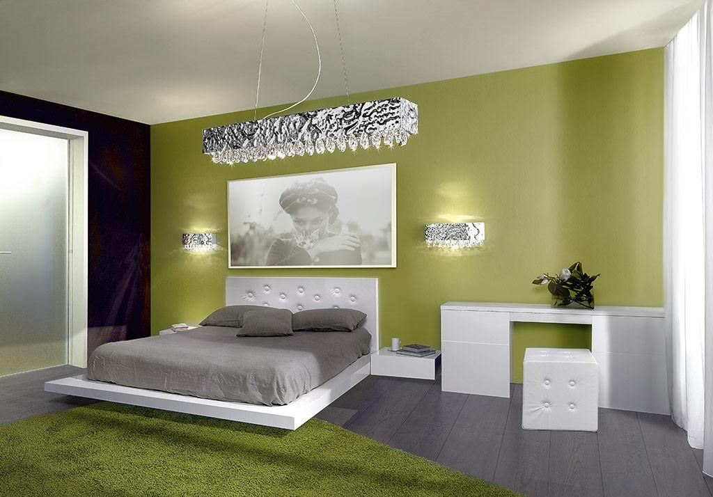Applique camera da letto moderne cool applique moderne camera da
